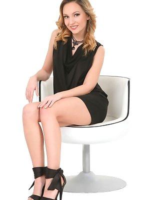 Nataly Von - Little Black Dress